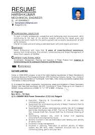 best resume format for mechanical engineers freshers pdf resume format for abroad