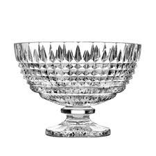 Pedestal Bowls For Centerpieces Crystal Bowls U0026 Centerpieces Waterford Official Us Site