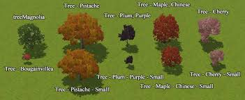 mod the sims caw plants sheet pic heavy