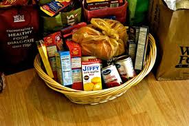 food baskets andover caring