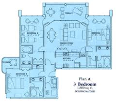 3 bedroom condos in panama city beach fl long beach resort 3 bedroom floor plan funny pinterest long