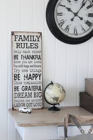 home decor family signs 23 best family rules boards images on pinterest family rules