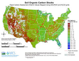 United States Climate Regions Map by Carbon Cycle Science Databases And Tools United States Carbon