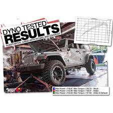 2011 jeep wrangler cold air intake amazon com rugged ridge 17750 06 polished aluminum cold air