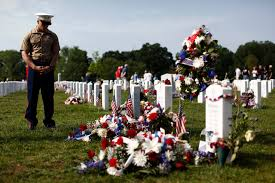 Comfort Photo Fallen Troops U0027 Families Tell Of Meeting Presidents Sympathy And