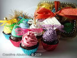 mini cupcake ornaments 03 by creativeabubot on deviantart