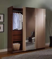 Sliding Wooden Doors Interior Closet Storage Closet Doors Ideas For Your Awesome Bedroom