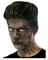 Werewolf Halloween Makeup by Werewolf Special Effects Makeup Mugeek Vidalondon