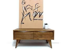 Mid Century Record Cabinet by Vinyl Record Storage Mid Century Modern Sideboard Media