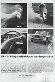 pontiac gto magazine ads on pontiac images tractor service and