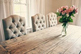 Rustic Farmhouse Dining Table And Chairs Wicker Emporium Dining Chairs With A Rustic Farmhouse Table