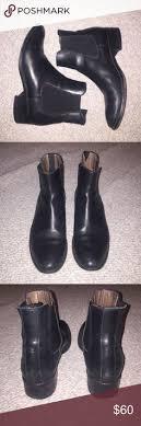 yoox s boots botines de hombre piel negro acordonados yoox boots