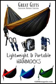 Portable Hammocks Portable Hammocks For Backpacking Travel Or Your Own Yard Gift