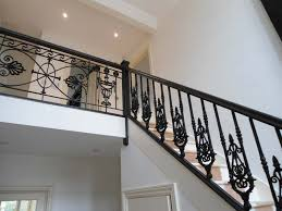 Iron Banister Rails Outdoor Wrought Iron Stair Railing Design Best Iron Stair