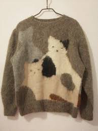 cat sweater 97 best cat knits sweaters images on knits knitting