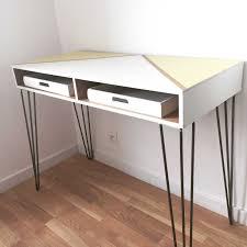 fabriquer un bureau avec des palettes fabriquer un bureau en palette