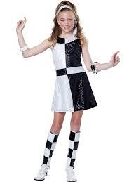 halloween costume ideas for teen girls girls 60s mod chic costume wholesale 60s costumes for girls