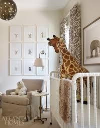 Baby Nursery Decor South Africa The Safari Inspired Nursery Pays Homage To The S Maternal
