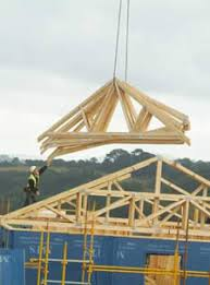 prefabricated roof trusses munster timber structures building better homes trusses