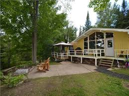 Beachfront Cottage Rental by Cozy Beachfront Cottage 45 Mins Notre Dame De La Salette Cottage