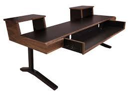 Studio Desks Music by Scs Keyboard Desks 88 Key 4rux2 Walnut U2026 Pinteres U2026
