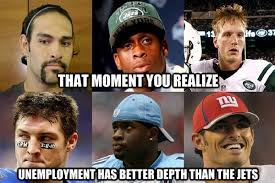 Geno Smith Meme - we put the new york jets depth chart in perspective
