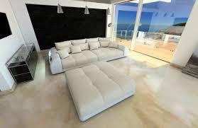 couch mit hocker xxl big sofa miami megasofa mit beleuchtung bigsofa mega couch