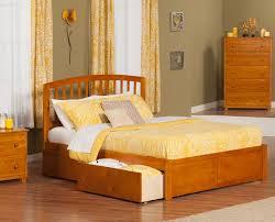 timmy king platform bed with drawer u0026 reviews birch lane