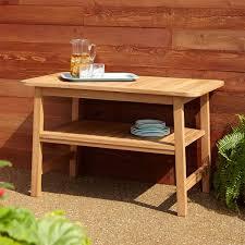 Teak Tables Outdoor Teak Table Signature Hardware