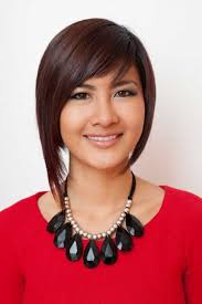 hairstyles lond front short back with bangs 30 short straight haircuts short hairstyles 2016 2017 most