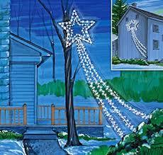 martha stewart christmas lights shooting star shooting star christmas decoration psoriasisguru com
