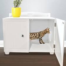 Kitty Litter Bench Litter Box Enclosures U003c Litter Boxes U0026 Supplies What Cats Need