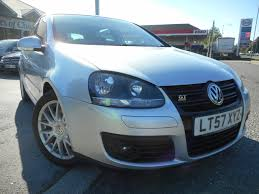 used volkswagen golf 2007 for sale motors co uk