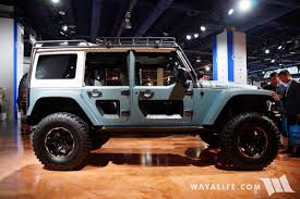 jeep concept 2017 2017 sema mopar jeep switchback concept