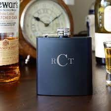 wooden flasks monogram wooden flask personalized initials groomsman flask
