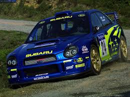 subaru wrc for sale 2002 impreza wrc lights