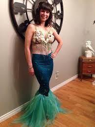 mermaid halloween costume for adults homemade mermaid costumes google search costume mermaid