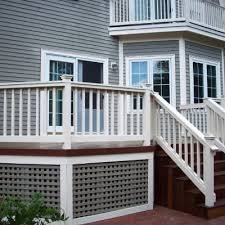 26 most stunning deck skirting ideas to try at home decking