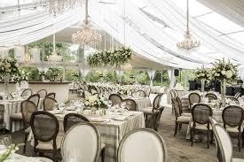 outdoor wedding venues cincinnati garden wedding with white green motif in cincinnati
