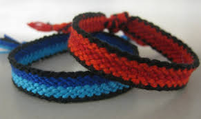 red friendship bracelet images A colorful collection of hand made friendship bracelets more JPG