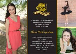 graduation photo announcements graduation announcement printing custom printing services