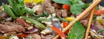 la cuisine de corinne wok de bœuf aux poivrons et riz thaï la cuisine de corinne