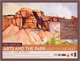 Utah travel art images Arts and the park entrada institute jpg