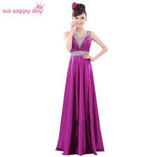 aliexpress com buy long purple gowns for women red formal