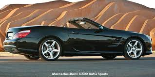 mercedes sl500 amg specs mercedes sl sl500 amg sports specs in south africa cars co za