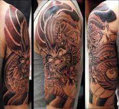 12 best dragon tattoos for men on arm images on pinterest