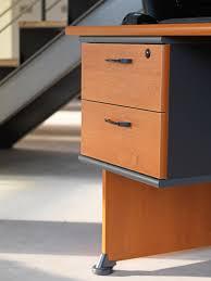 bureau gami jazz aulne armoire 2 portes 80cm rangements meubles armoires