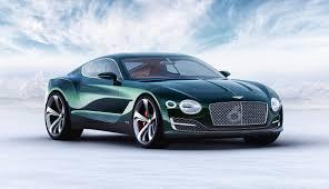 car bentley 2016 bentley develop all electric car thinking highways h3b media