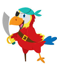 pirate parrot skillshare projects