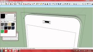 how to design a cell phone on google sketchup youtube